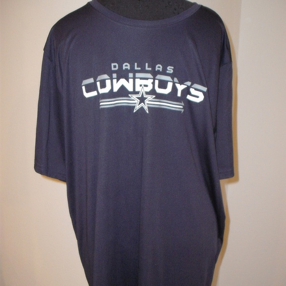 timeless design 67c39 c8cae Dallas Cowboys Authentic Brand T-Shirt 3XL *